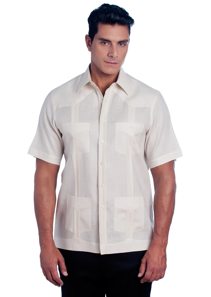 Guayabera Classic Collection Short Sleeve