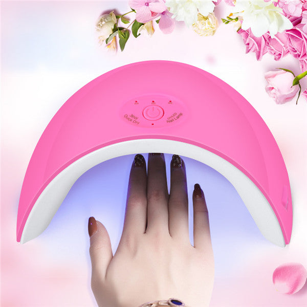 New 36W LED Lamp for Nails UV Lamp Nail Dryer Gel Polish Curing Lamp ...