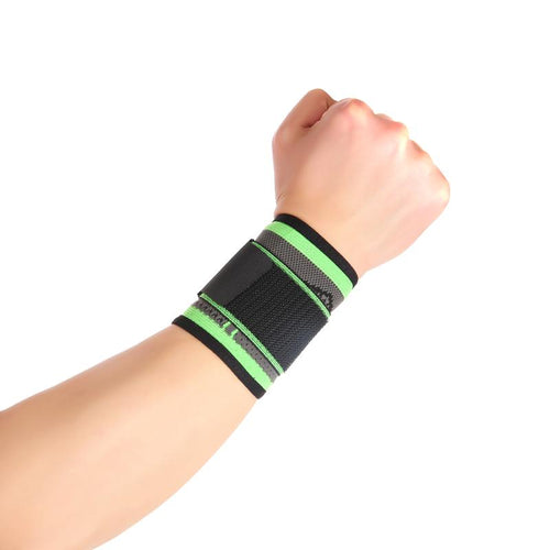 3D Wrist Compression Pad