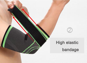 3D Elbow Compression Pad