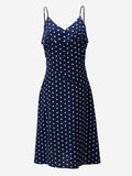 Polka Dot Cami Dress - Mint Limit