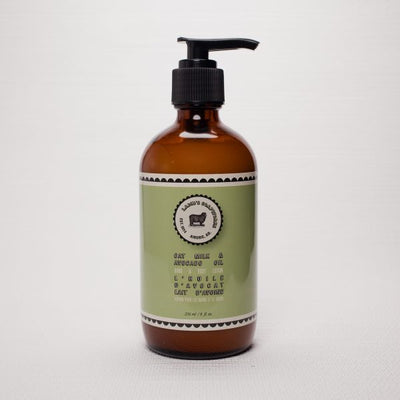 Oat Milk Avocado Oil Hand & Body Lotion