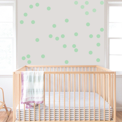 Polka Dots Wall Decals