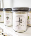 Evergreen Forest Marketplace Candle