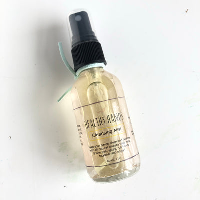 Healthy Hands Cleansing Mist