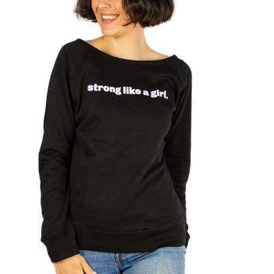Strong Like a Girl Crew