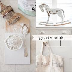Grain Sack Milk Paint
