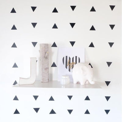 Black Mountain Wall Decals