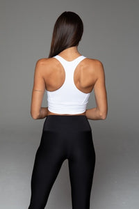 Fitplan Sports Bra White