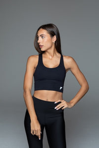 Fitplan Sports Bra Black