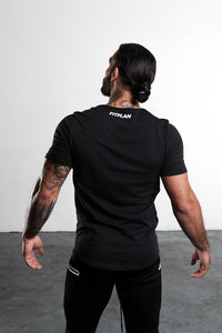 Fitplan Logo Shirt Black