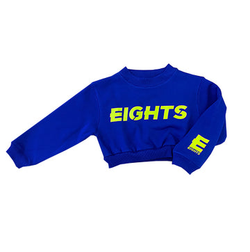Pyramid Blue Neon Sweater