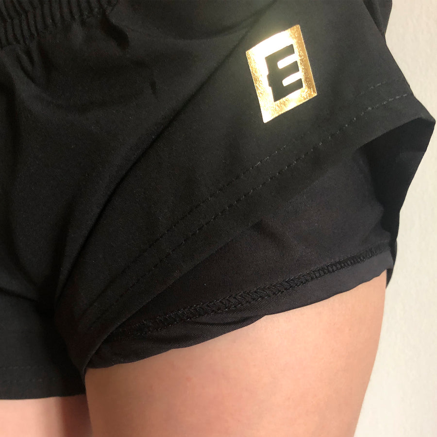 Youth Hurdler 2 in 1 shorts