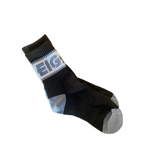 Eights Crew Socks