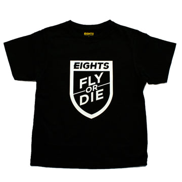 Fly or Die T-Shirts - eights.com.au