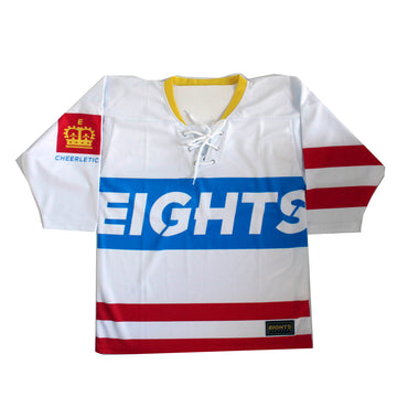 TEAM EIGHTS HOCKEY JERSEY