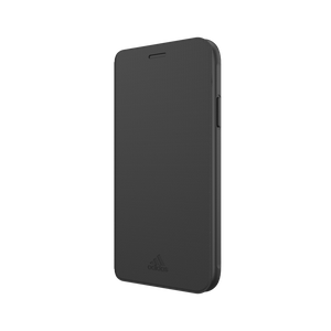 Adidas Cases and Covers Adidas - Folio Grip Case for iPhone XS/X - Black