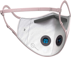 Airinum Health Care & Wellness Airinum - Classic Urban Air Mask 2.0 Large - Pearl Pink