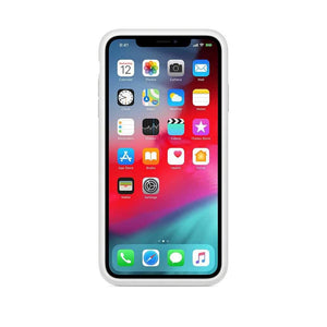 Apple Powerbank كفر بطارية أصلي Apple لآيفون Xs Max  - أبيض