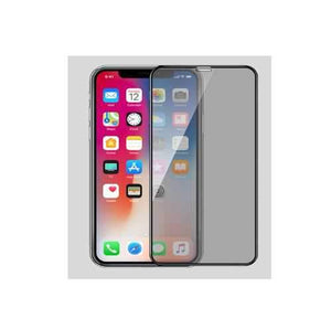 Comma Screen Protector Comma Batus 3D Curved Privacy Tempered Glass for iPhone 11 - Black