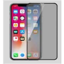 Comma Screen Protector Comma Batus 3D Curved Privacy Tempered Glass for iPhone 11 Pro - Black