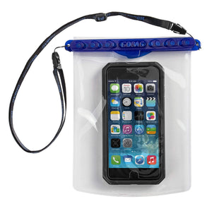 GoBag Cases & Covers GOBAG - Mako - All Smartphones Plus Accessories Blue