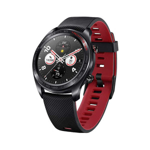 Huawei Device Huawei Honor Smart Watch Magic Lava Black with Red Silicone Strap