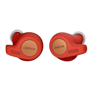 Jabra Earphone/Headphone Jabra Elite Active 65t True Wireless Earbuds with Alexa - Copper Red