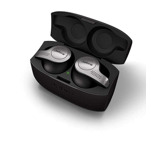 Jabra Earphone/Headphone Jabra Elite 65t True Wireless Earbuds - Titanium Black