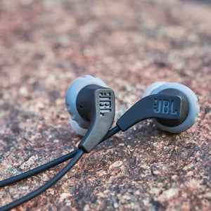 Jbl Earphone/Headphone JBL Endurance Run Sweatproof Sport In-Ear Earphone - Black