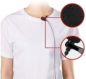 Jomla.ae ميكرفون Blueland Lavalier microphone with one side connect earphone