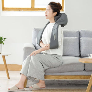 Jomla.ae جهاز تدليك للرقبة والأكتاف Xiaomi Youpin - Lefan 3D Neck Shoulder Body Massager
