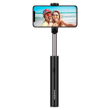 Momax TRIPOD/SELFIE STICK MOMAX SELFIE STICK WITH MINI LED FILL LIGHT BLACK