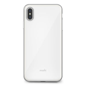 Moshi Cases & Covers MOSHI iGlaze Iglaze - Pearl White for iPhone XS Max