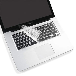Moshi Cases & Covers MOSHI ClearGuard MB for Pro 13,15,17 White MacBook (2009) MB air 13