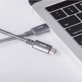 Moshi Power & Connectivity MOSHI Integra USB-C To USB-C Charge / Sync Cable - Titanium Gray