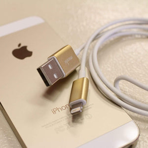 Moshi Power & Connectivity MOSHI USB Cable 1M With Lightning Connector - Bronze / Gold