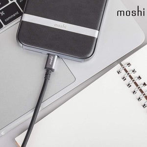 Moshi Power & Connectivity MOSHI USB Cable 1M With Lightning Connector - Black