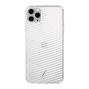 Native Union Cases & Covers NATIVE UNION Clic View Case for iPhone 11 Pro Max - Clear