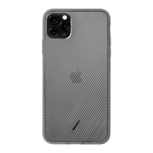 Native Union Cases & Covers NATIVE UNION Clic View Case for iPhone 11 Pro Max - Smoke