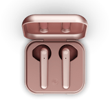 Urbanista True Wireless Urbanista STOCKHOLM PLUS True Wireless Earphone - Bluetooth 5.0, Touch Control, 20 Hours Battery Life w/ Charging Case, USB-C Charging, for iOS/Android Smartphones, Tablets, PCs & Laptops - Rose Gold