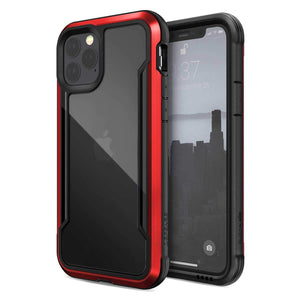 X-Doria Case & Cover X-Doria Defense Shield iPhone 11 Pro - Red