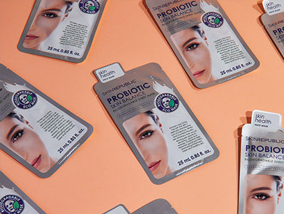 Probiotic Face Masks Reveal Your Inner Glow
