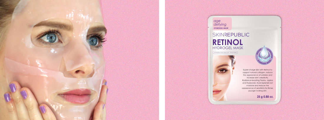 Skin Republic Retinol Under Eye Patch
