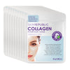 10 Pack Collagen Biodegradable Hydrogel Face Mask Sheet