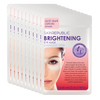 10 Pack Brightening Under Eye Mask