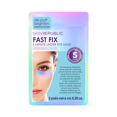 Fast Fix 5 Minute Under Eye Mask (2 Pairs) GWP