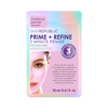 10 Pack Prime + Refine 3 Minute Primer Face Mask Sheet