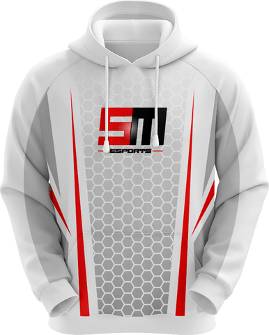 SELFMADE White Pro Hoodie