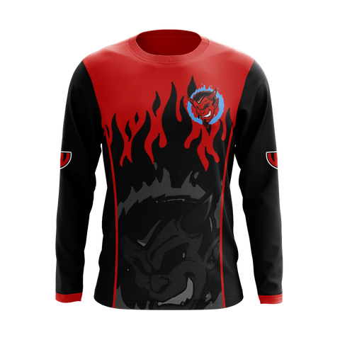 Demonic Long Sleeve Jersey